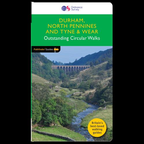 Walks in Durham, North Pennines and Tyne & Wear - Pathfinder guidebook