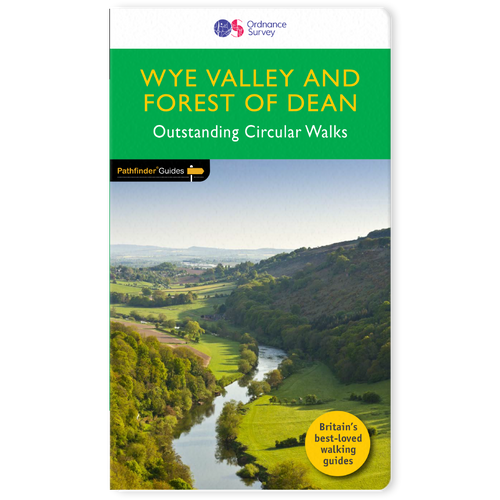 Walks in Wye Valley & the Forest of Dean - Pathfinder guidebook 29