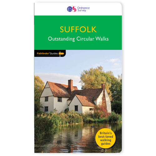 Suffolk - Pathfinder walks guidebook