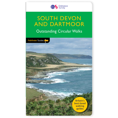 South Devon & Dartmoor - Pathfinder walks guidebook