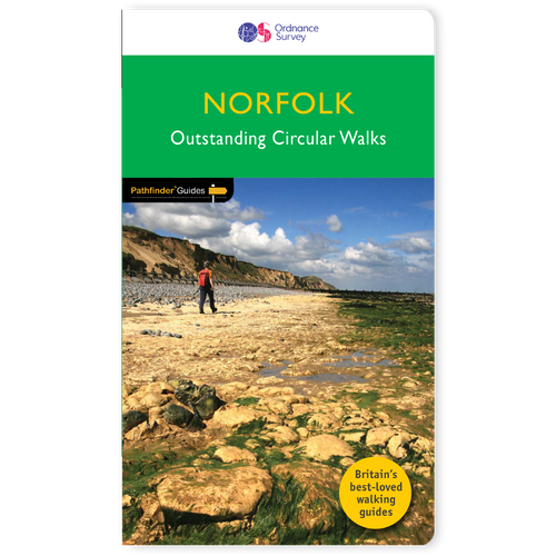 Norfolk - Pathfinder walks guidebook