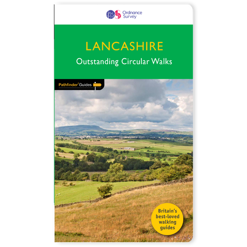 Lancashire - Pathfinder walks guidebook