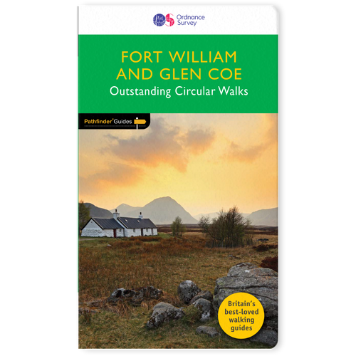Fort William & Glen Coe - Pathfinder walks guidebook