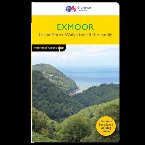 Short Walks in Exmoor - Pathfinder guidebook 21