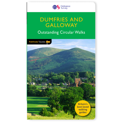 Dumfries & Galloway Pathfinder walks guidebook