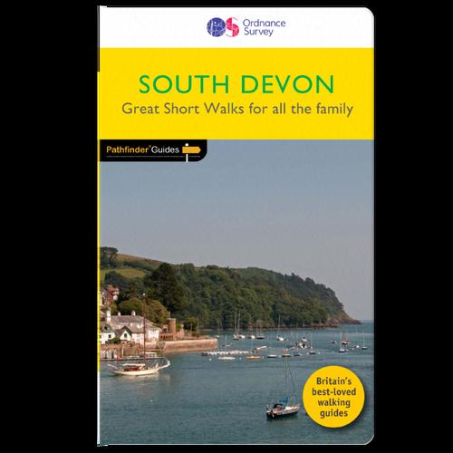 Short Walks in South Devon - Pathfinder guidebook 29