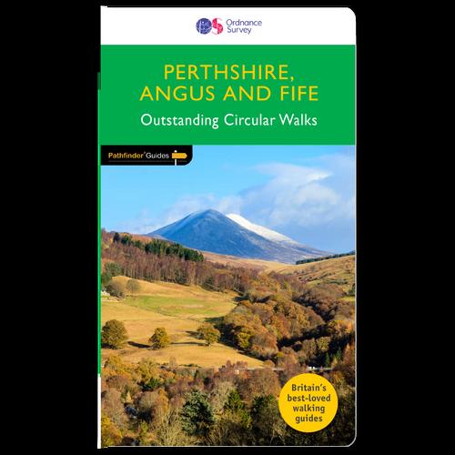 Walks in Perthshire, Angus & Fife - Pathfinder guidebook 27