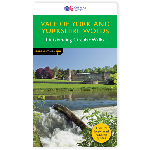 Vale of York & Yorkshire Wolds - Pathfinder walks guidebook