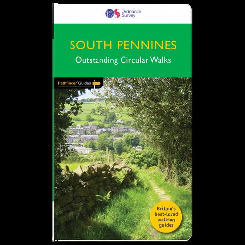 Walks in South Pennines - Pathfinder guidebook