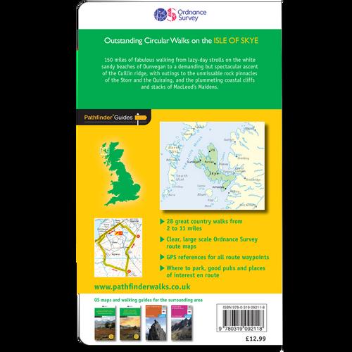 Walks in Isle Of Skye - Pathfinder guidebook 3