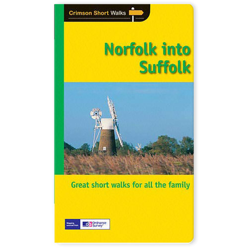 Norfolk into Suffolk - Leisure walks for all ages