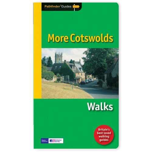More Cotswolds walks guidebook