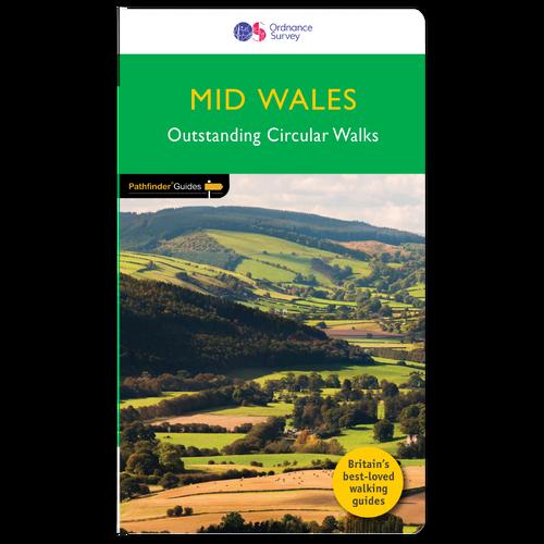 Walks in Mid Wales - Pathfinder guidebook