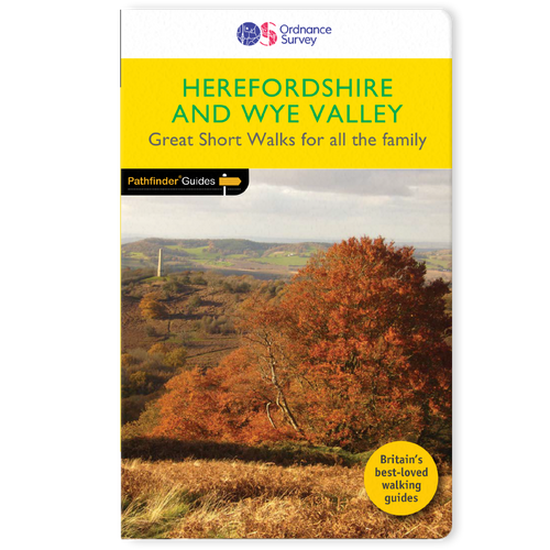Herefordshire & the Wye Valley - Pathfinder Short Walks Guidebook