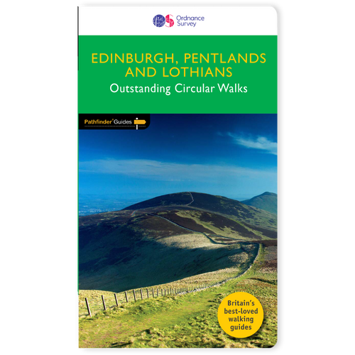 Edinburgh, Pentlands and Lothians - Pathfinder walks guidebook