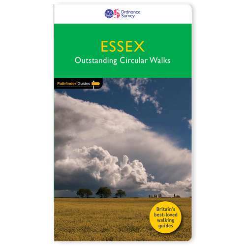 Essex - Pathfinder walks guidebook