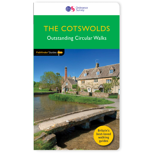 The Cotswolds - Pathfinder walks guidebook