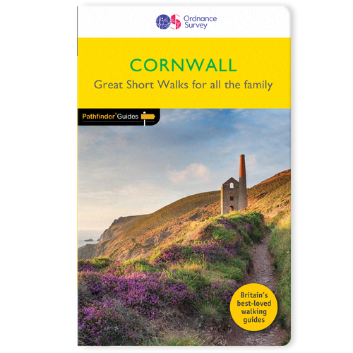 Cornwall - Short Walks guidebook