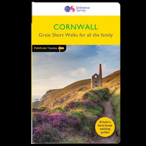 Short Walks in Cornwall - Pathfinder guidebook 9