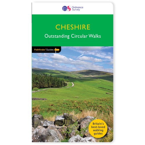Cheshire - Pathfinder walks guidebook
