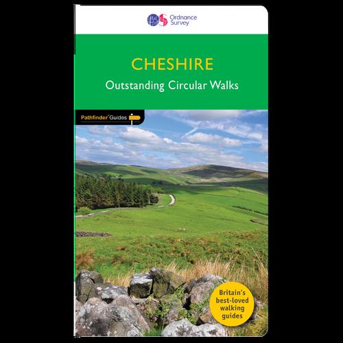 Walks in Cheshire - Pathfinder guidebook