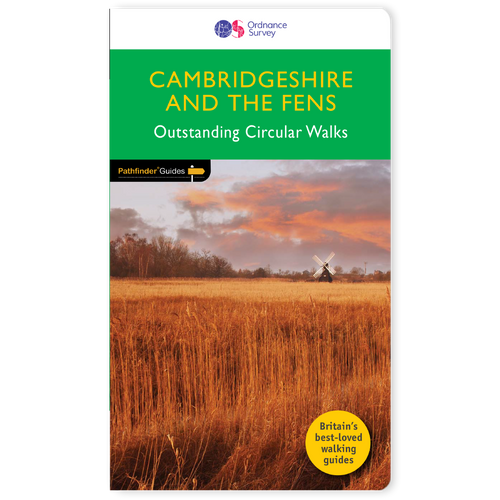 Cambridgeshire & the Fens - Pathfinder walks guidebook