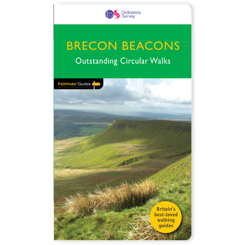 Brecon Beacons - Pathfinder walks guidebook