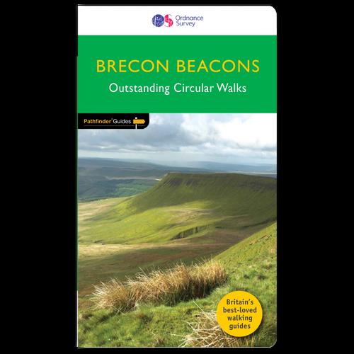 Walks in Brecon Beacons - Pathfinder guidebook 18