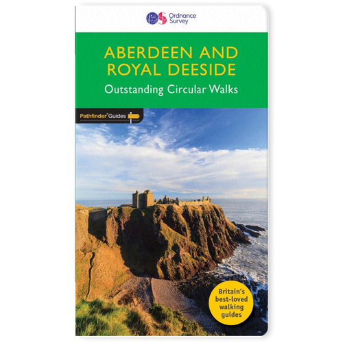 Aberdeen & Royal Deeside walks guidebook