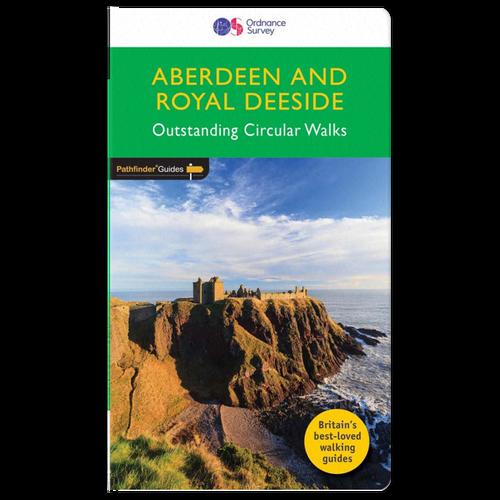Walks in Aberdeen & Royal Deeside - Pathfinder guidebook