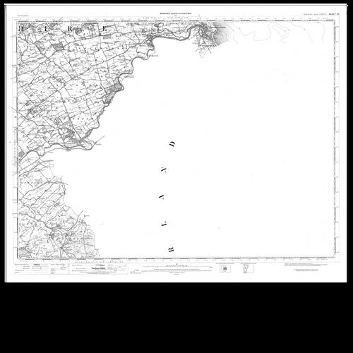 Berwick upon Tweed 1896-1904 - Revised