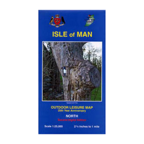 Map of Isle of Man Leisure Map