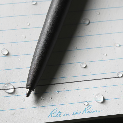 Rite-in-the-Rain all-weather pen