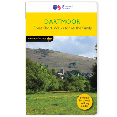 Dartmoor - Short Walks guidebook