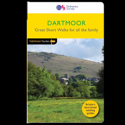 Short Walks in Dartmoor - Pathfinder guidebook