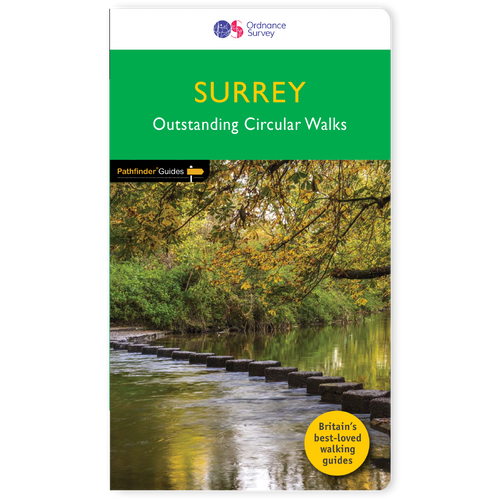 Surrey - Pathfinder walks guidebook