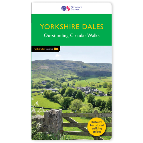 Yorkshire Dales - Pathfinder walks guidebook