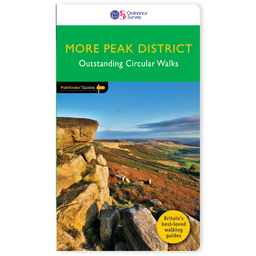 More Peak District - Pathfinder walking guidebook