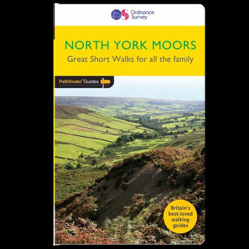 Short Walks in North York Moors - Pathfinder guidebook