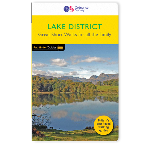 Lake District - Short Walks guidebook