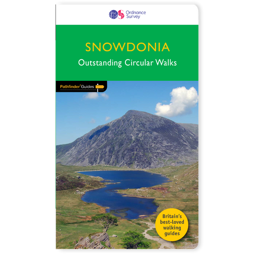 Snowdonia - Pathfinder walks guidebook