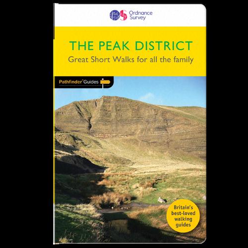 Peak District - Short Walks guidebook