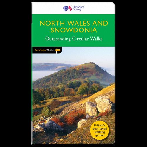Walks in North Wales and Snowdonia - Pathfinder guidebook 32