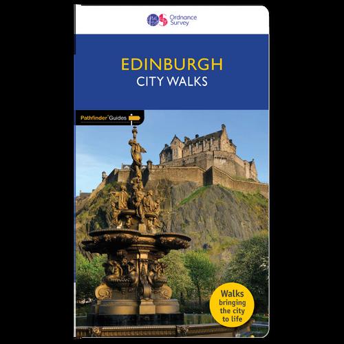 Edinburgh - City Walks Pathfinder guidebook
