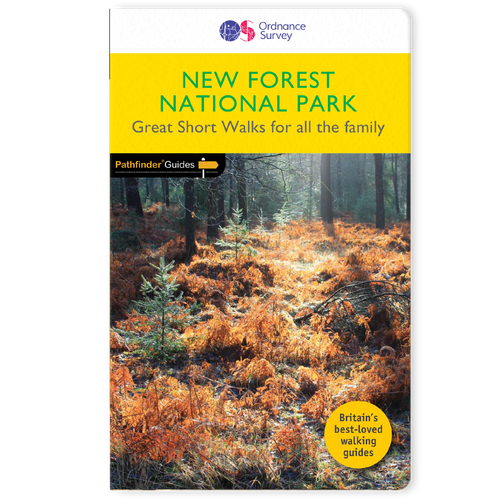 New Forest - Short Walks guidebook