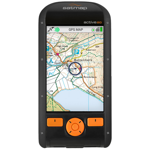 Satmap Active 20 GPS Platinum Bundle