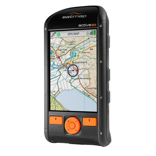 Satmap Active 20 GPS Platinum Bundle