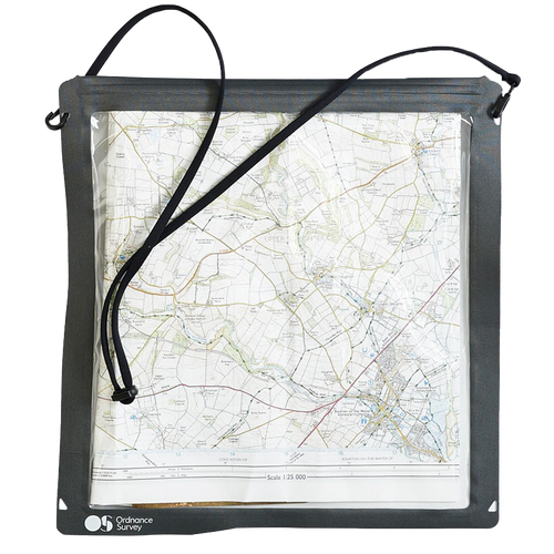 OS Hydroseal Map Case