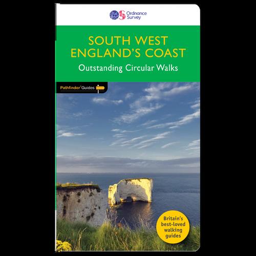 Walks in South West England's Coast - Pathfinder guidebook