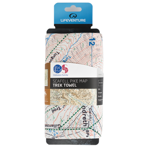OS Scafell Pike Trek Towel